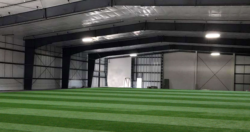 We Want To Be The Best Indoor Sports Facility in PA!