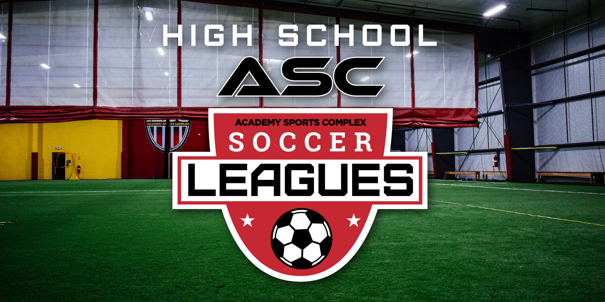 2020 High School Fall Indoor Soccer League