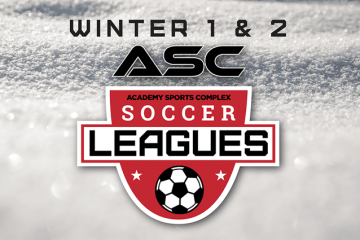 ASC Youth Rec-Select Winter Soccer - Skills & Games