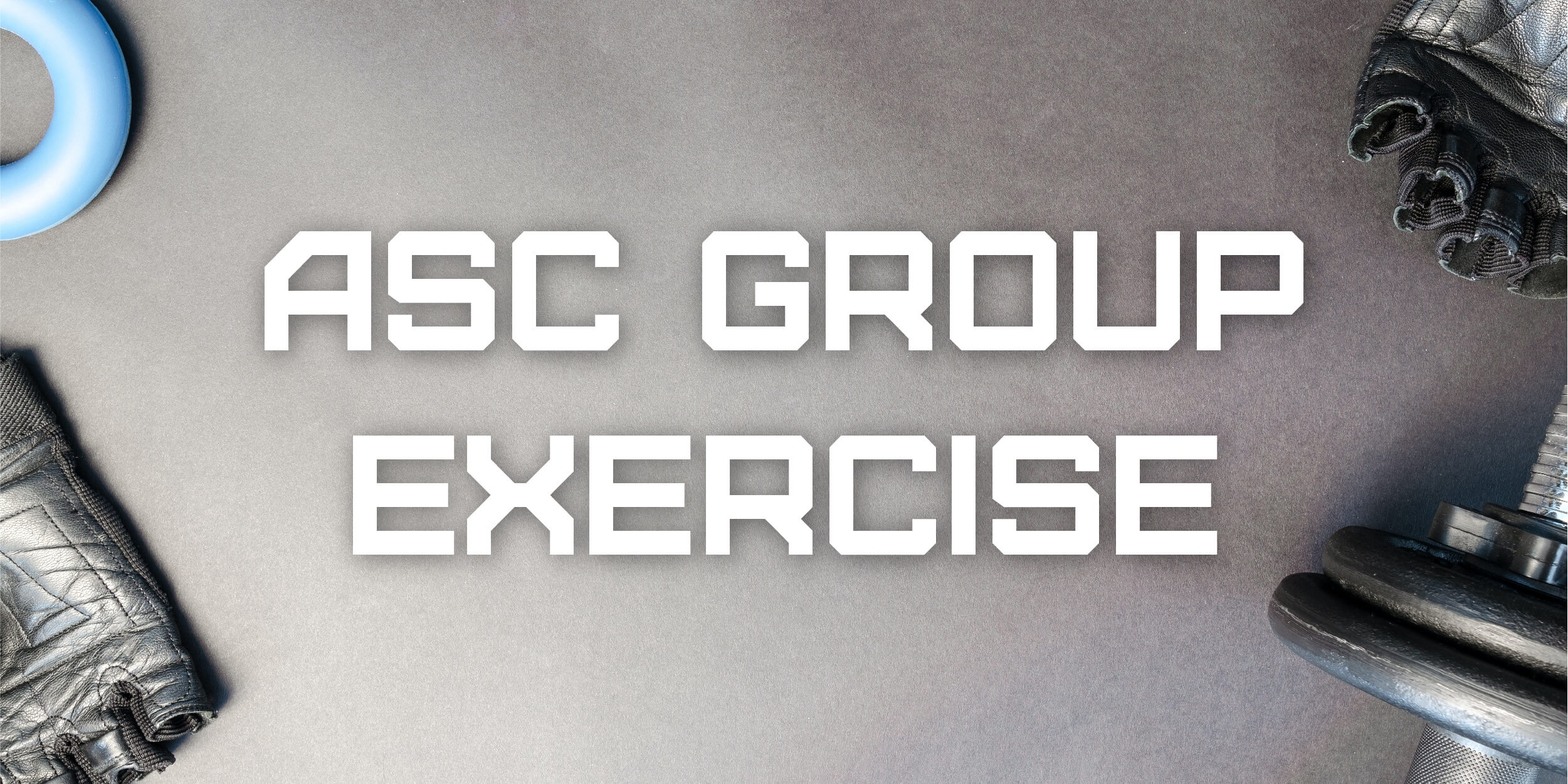 ASC Group Exercise!