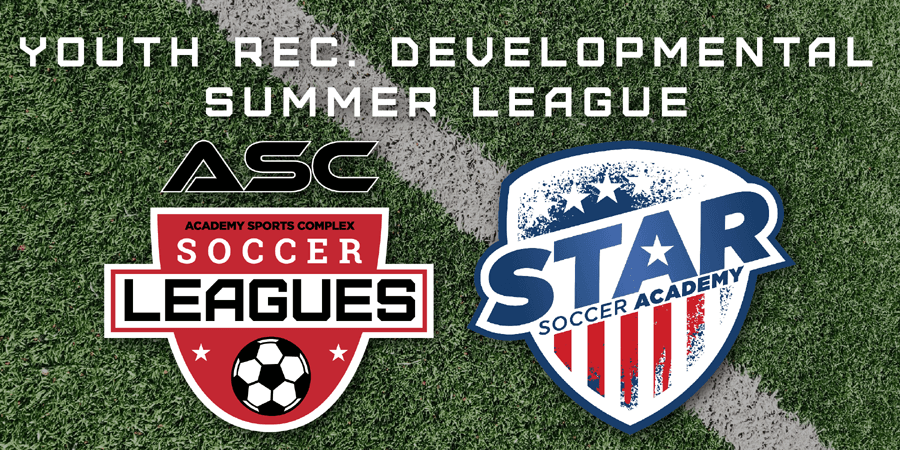 ASC Youth Rec. Developmental Summer Soccer League 2021